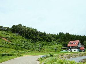 5.板清水スキー場