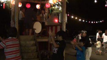 大沢の夏祭り_盆踊り